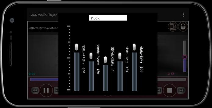 Super HD Flv Player screenshot 1