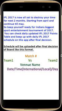 IPL T20 Cricket apk screenshot