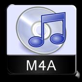 M4A Audio Converter icon
