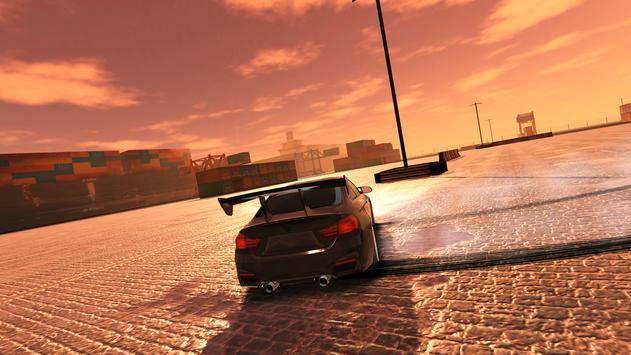 M4 Extreme Drift! poster