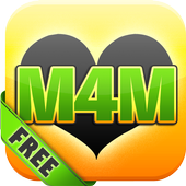 M4M Gay Dating & Chat  ♂ ♂ icon