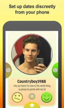 M4M Gay Dating & Chat  ♂ ♂ apk screenshot