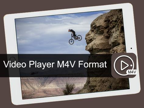 M4V video player poster