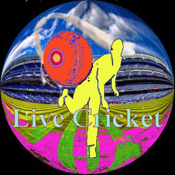 Live Cricket Score Board poster