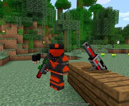 Guns Mod For Minecraft Ideas screenshot 1