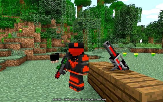 Guns Mod For Minecraft Ideas screenshot 4