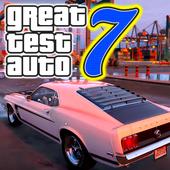 Ultra HD GTA 7 Game Android Screenshots icon