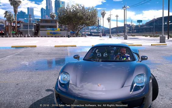 Ultra HD GTA 7 Game Android Screenshots screenshot 4