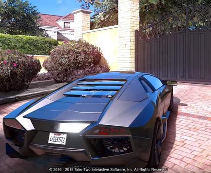 Ultra HD GTA 7 Game Android Screenshots poster