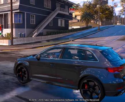 Ultra HD GTA 7 Game Android Screenshots screenshot 2