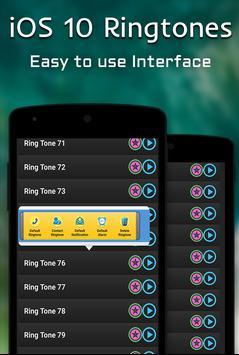 Phone 7 OS 10 Ringtones apk screenshot