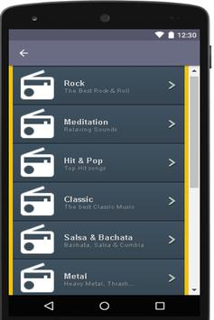 Fm Radio Tuner screenshot 9