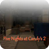 Five Nights at Candy's 2 icon