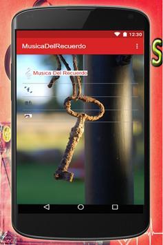 Music from  Memory Free apk screenshot