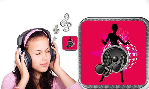 Salsa music poster