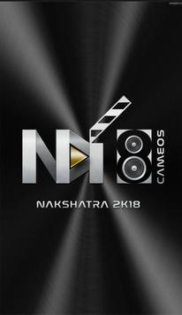 Nakshatra 2018 poster