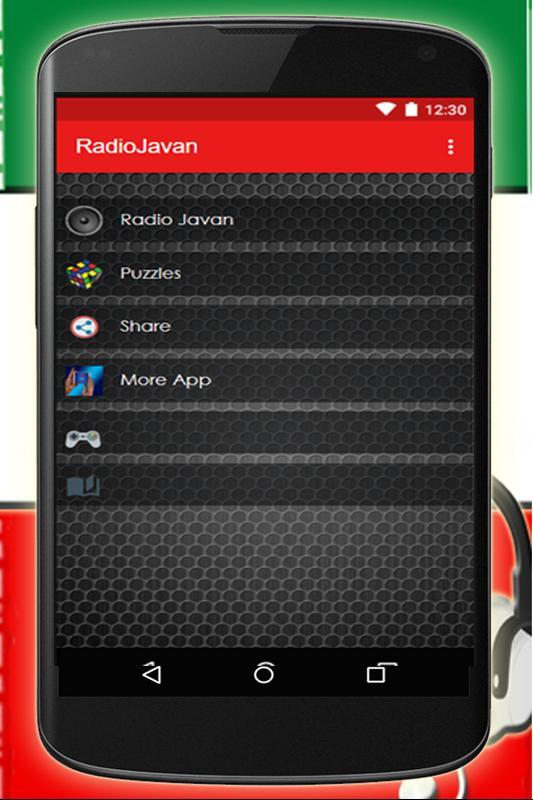 download radio javan app for android