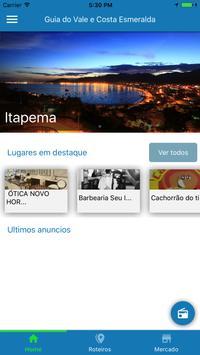 Guia do Vale e Costa Esmeralda apk screenshot