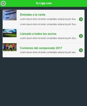 Tu-Liga screenshot 3