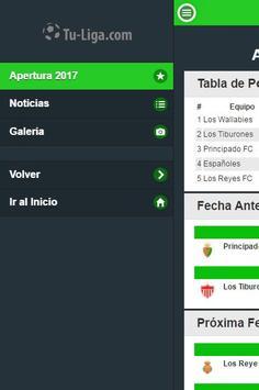 Tu-Liga screenshot 5