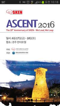 ASCENT 2016 Voting App poster