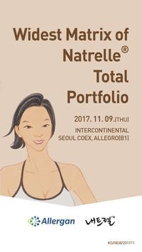 Widest Matrix of Natrelle ® Total Portfolio poster