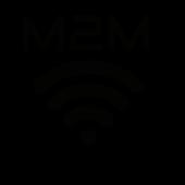 M2M Jewelry RFID Cloud icon
