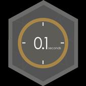 0.1 seconds icon