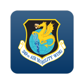 349th Air Mobility Wing icon