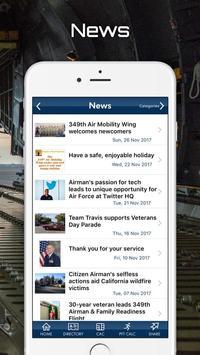 349th Air Mobility Wing apk screenshot