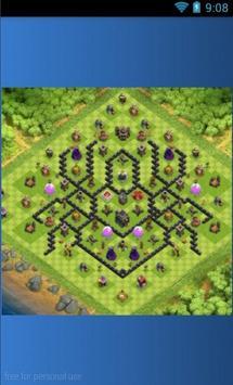 Best Clash of clans maps screenshot 2