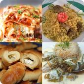 معجنات و طبخ (بدون نت) icon