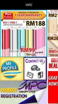 MPC Concept Store apk screenshot
