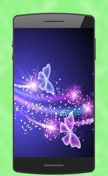 Cute Girly Wallpapers HD Poster Apk Screenshot
