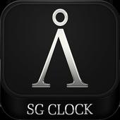 SG Clock Widget icon