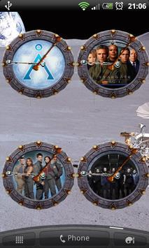 SG Clock Widget poster
