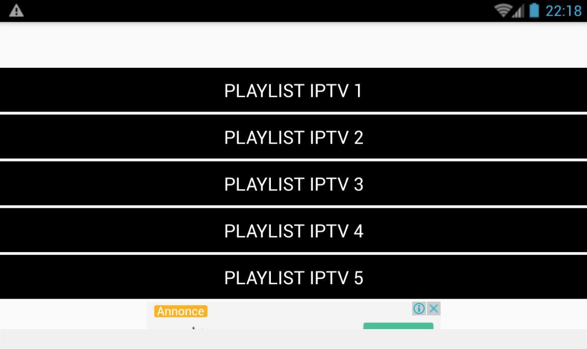 iptv m3u playlist pro 2017 e for Android - APK Download