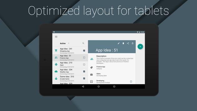 Ideen App material app ideen apk تحميل مجاني الإنتاجية تطبيق لأندرويد