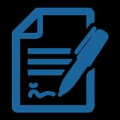 Digital Signature - create eSignature icon