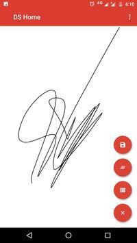 Digital Signature - create eSignature apk screenshot