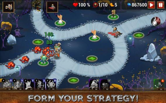 The Exorcists: Tower Defense apk screenshot