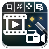 Full Movie Video Editor icon