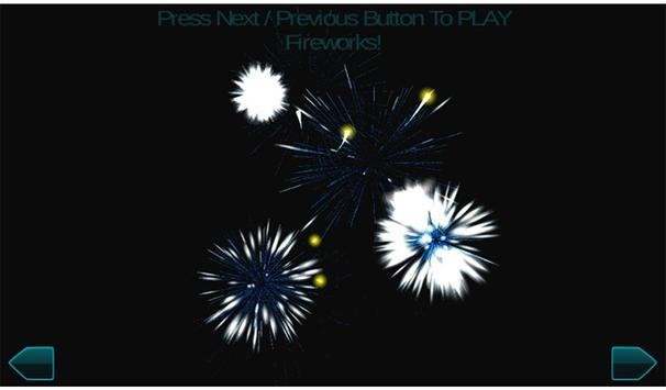 Fireworks New Year 2017 3d screenshot 11
