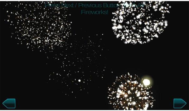 Fireworks New Year 2017 3d screenshot 12