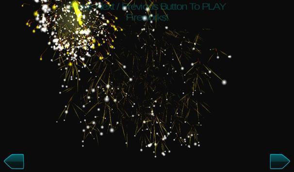 Fireworks New Year 2017 3d screenshot 14