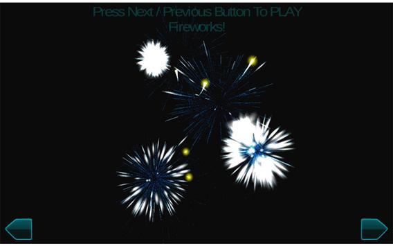 Fireworks New Year 2017 3d screenshot 6
