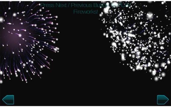Fireworks New Year 2017 3d screenshot 8