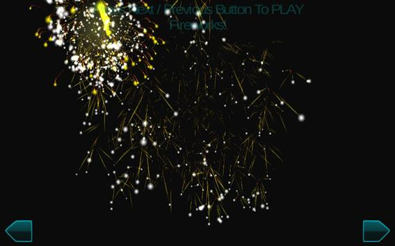 Fireworks New Year 2017 3d screenshot 9