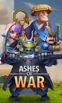Ashes of War poster