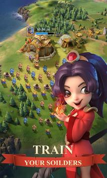 Ashes of War apk screenshot